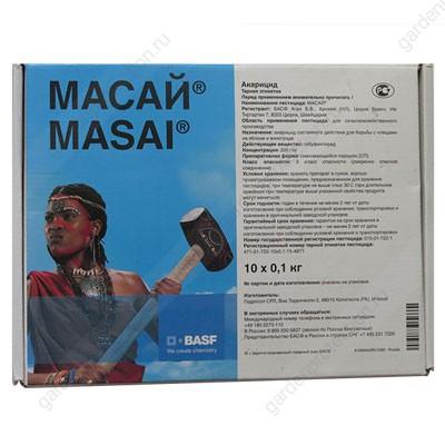 Масай - заводская упаковка