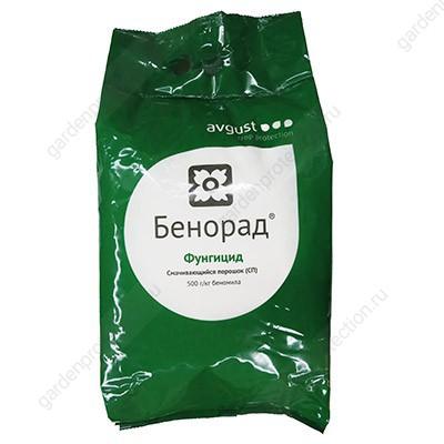 Бенорад — заводская упаковка