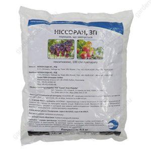 Ниссоран — заводская упаковка